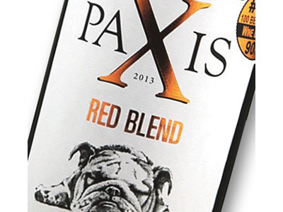 Paxis Red Blend Bulldog 2013