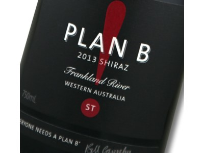 Plan B Shiraz 2013