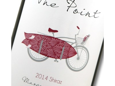 The Point Shiraz 2014