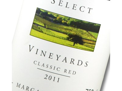 Select Vineyards Classic Red 2011
