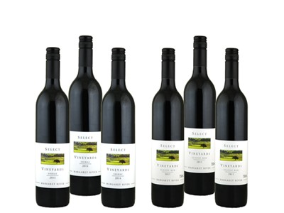 3 gange 2 Select Vineyards