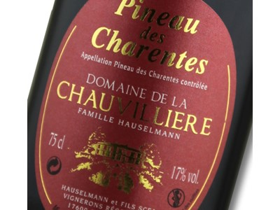 Pinaud des Charentes Rouge