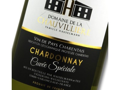 Chauvilliere Chardonnay Cuvée Speciale 2015